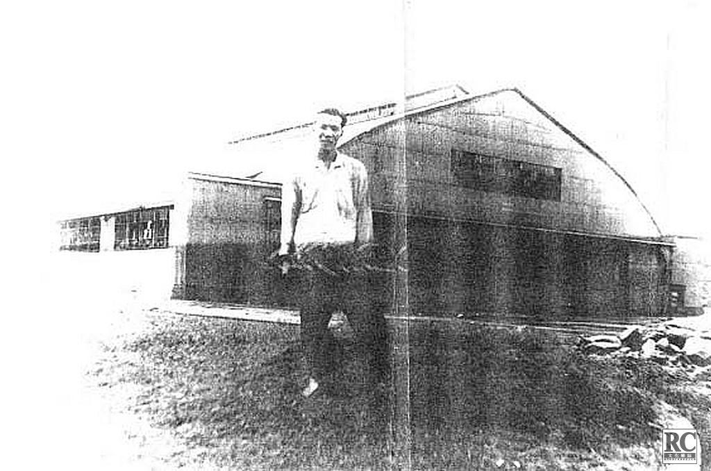 日軍在三灶島的軍用機場