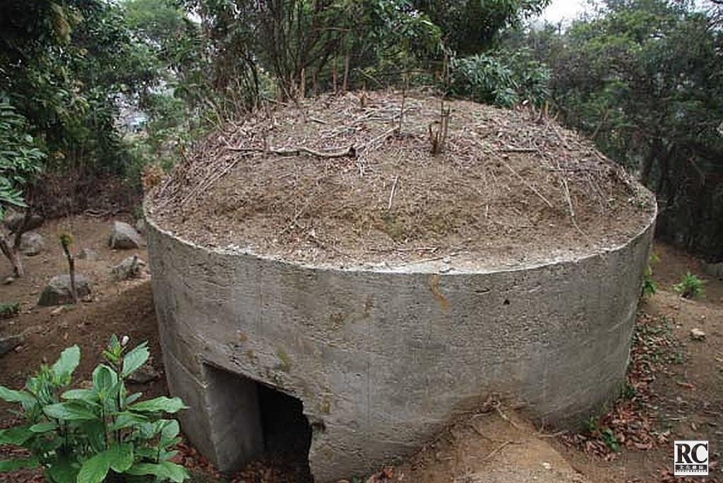 轎頂山日軍侵華碉堡
