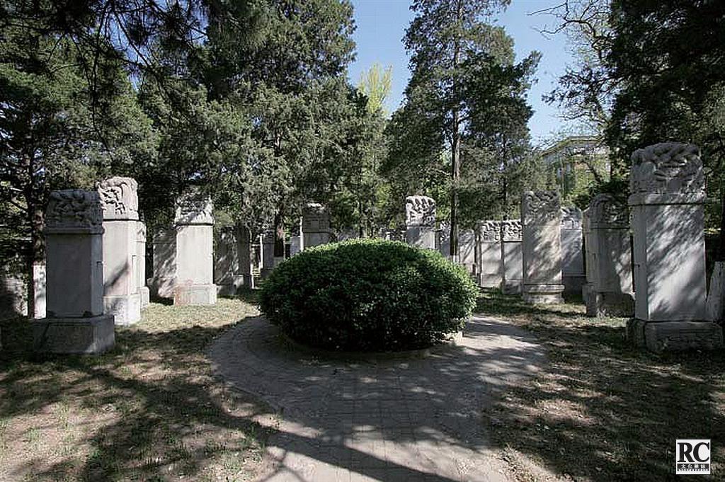 明清外國傳教士碑林